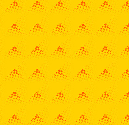 Abstract yellow wicker pattern background.