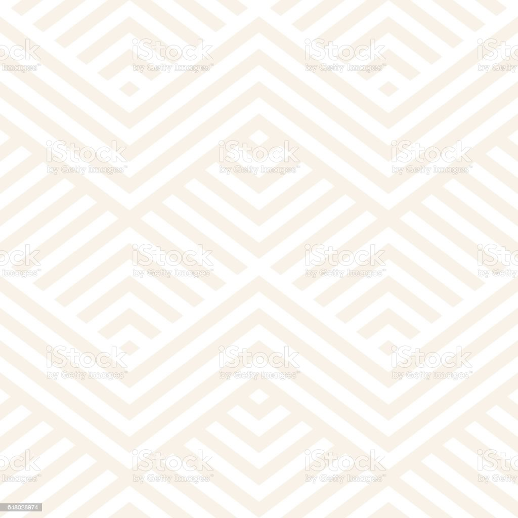 Vector Seamless Pattern Repeating Subtle Background Royalty Free Abstract