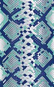 Abstract_seamless_vector_snake_skin_texture