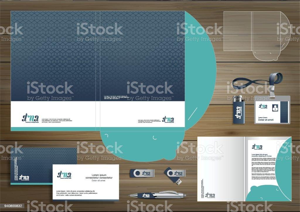 Abstract-Folder-04 [Converted] vector art illustration