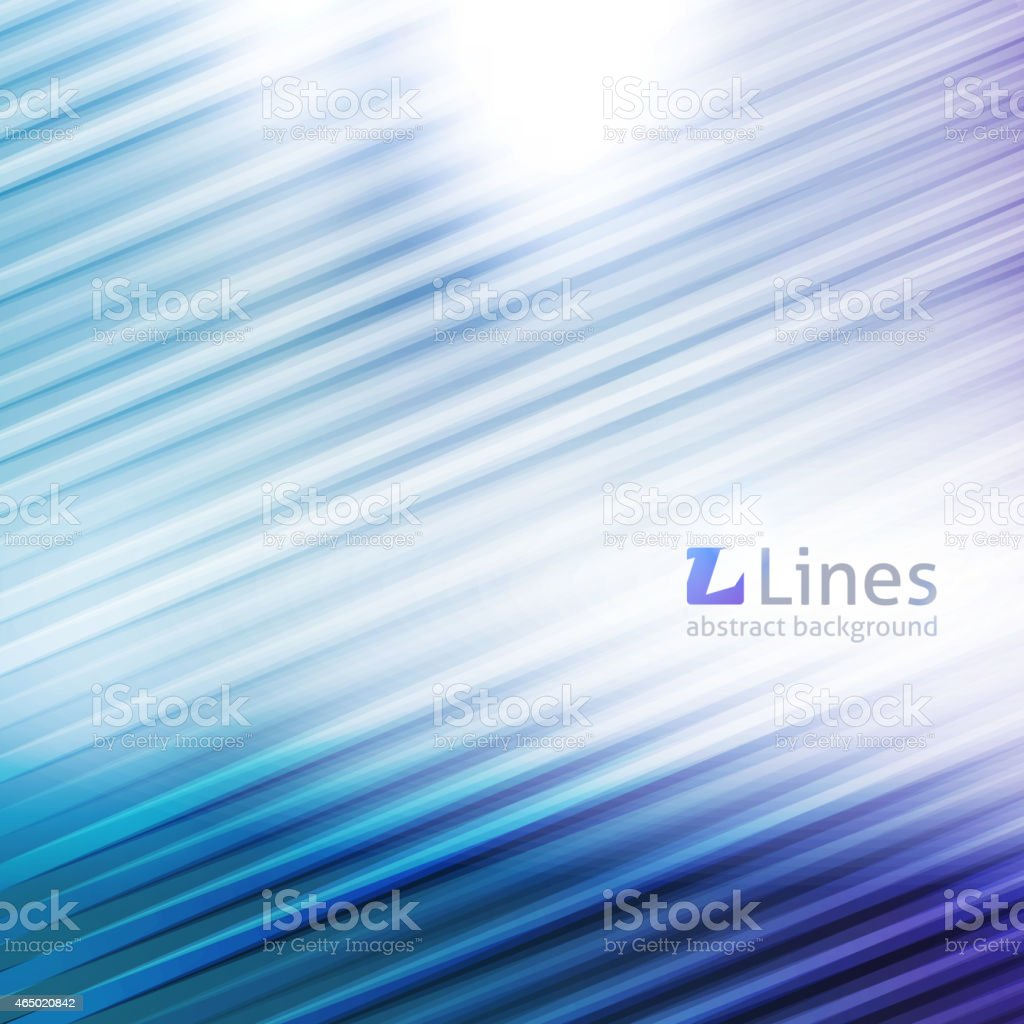 abstraction lines vector art illustration