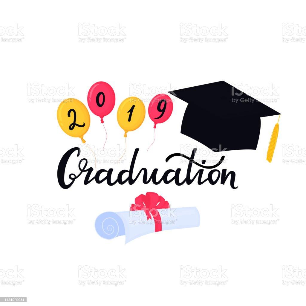 Academic mortarboard with Tassel. University Graduation Cap....