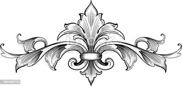 istock Acanthus Symmetry 165490210