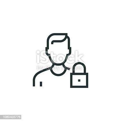 Access Line Icon