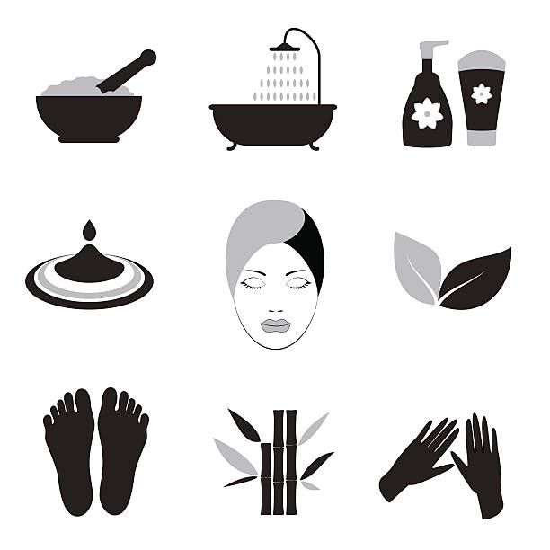 Royalty Free Foot Cream Clip Art, Vector Images ...