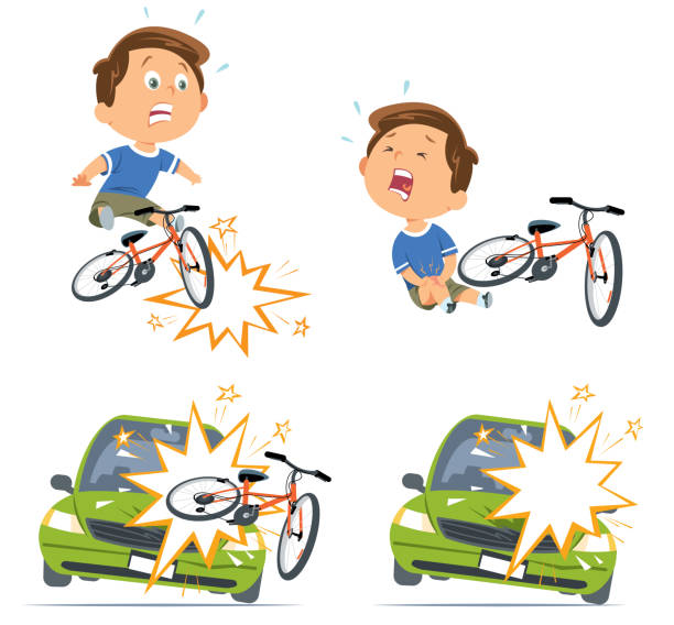Broken Bike Illustrations, Royalty-Free Vector Graphics ...