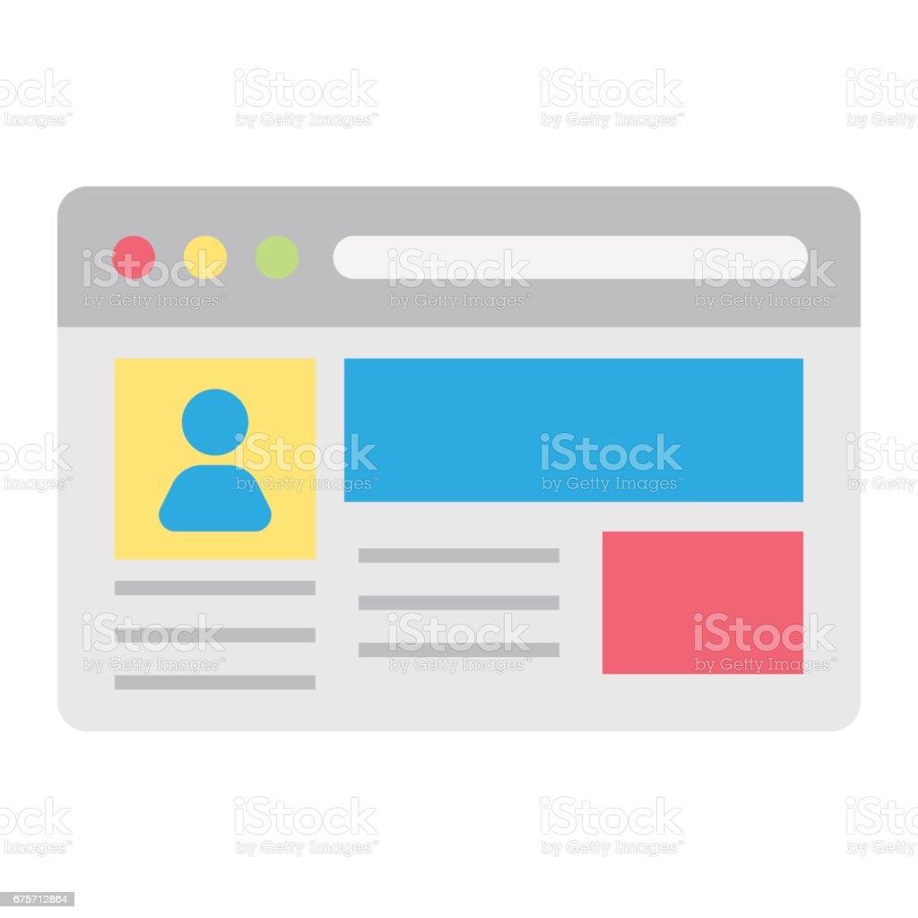 帳戶平圖示、 社交媒體和網站按鈕,向量圖形,多彩的固體模式在白色的背景下,eps 10。 免版稅 帳戶平圖示 社交媒體和網站按鈕向量圖形多彩的固體模式在白色的背景下eps 10 向量插圖及更多 原木 圖片
