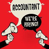Accountant - Were Hiring
