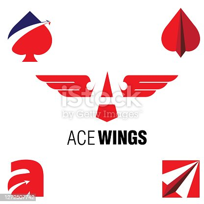 istock Ace Wings 1272507742