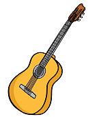 istock Acoustic Guitar Icon 1223552151