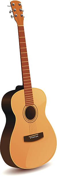 Acoustic Gitarre – Vektorgrafik