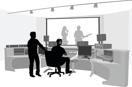 Acoustic Music Production Studio