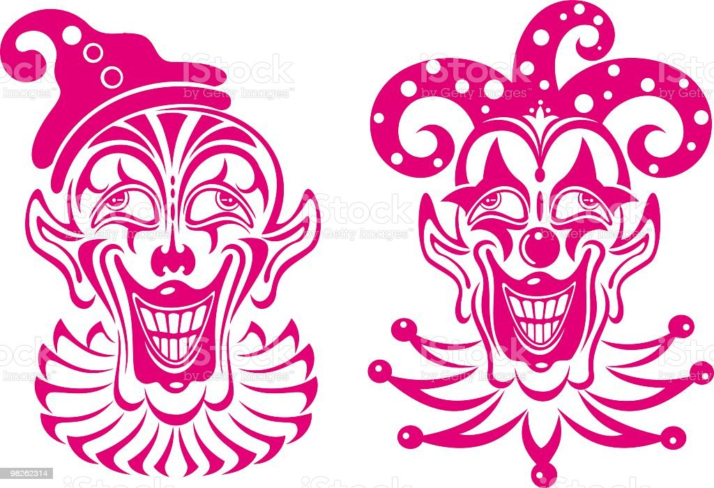 acrobat clown royalty-free acrobat clown stock vector art & more images of characters