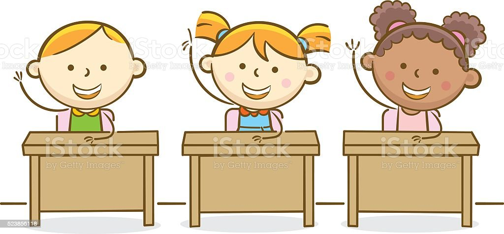 Active Class Stock Vector Art & More Images of Activity ...