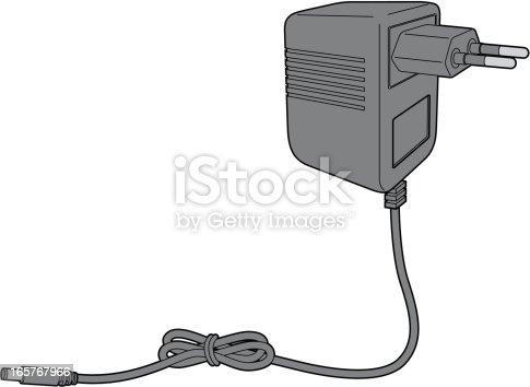 AC adaptor (power supply).