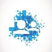 add friend social media contacting