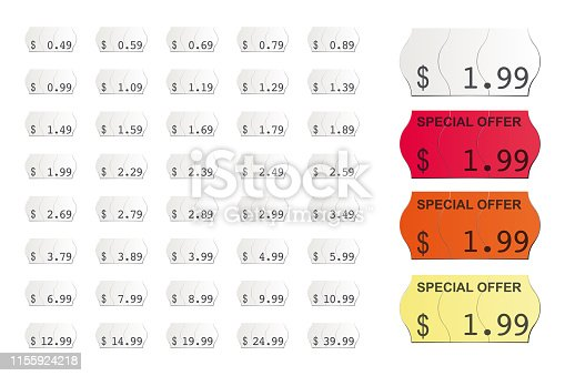 istock adhesive american vector price tags isolated on white background 1155924218