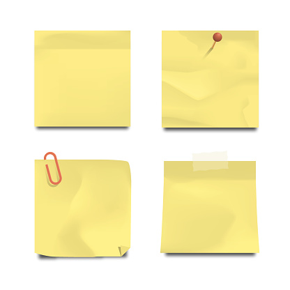 Adhesive notes