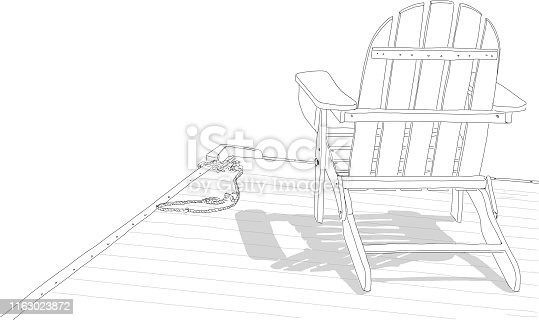 Free Muskoka Chair Clipart and Vector Graphics - Clipart.me