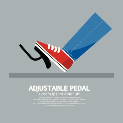 Adjustable Pedal