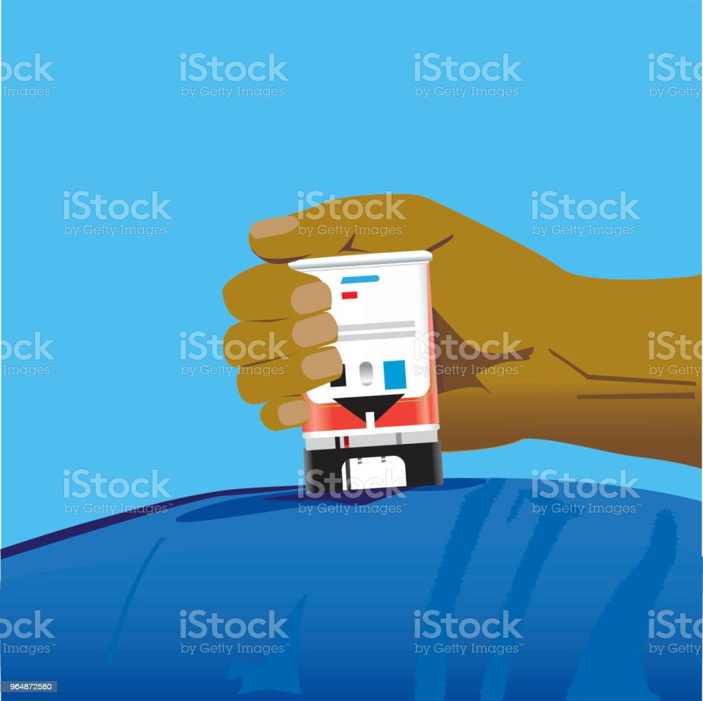 Administrating an auto-injector for severe allergy / anaphylaxis royalty-free administrating an autoinjector for severe allergy anaphylaxis stock vector art & more images of adrenaline