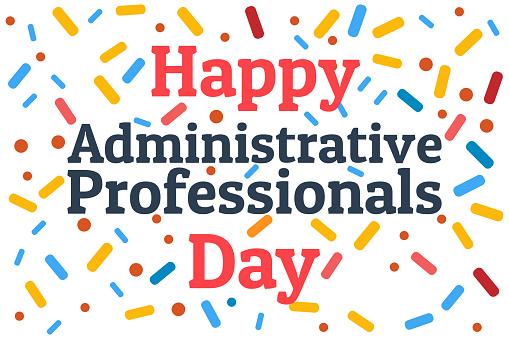 administrative professionals day secretaries day or admin