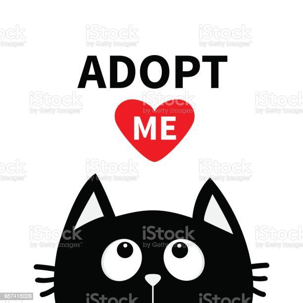 Adopt me dont buy red heart black cat face head silhouette looking up vector id657415026?b=1&k=6&m=657415026&s=612x612&h=dsklzkqx q3h qhibctxvognrwdumsrnqwjbunzqubw=