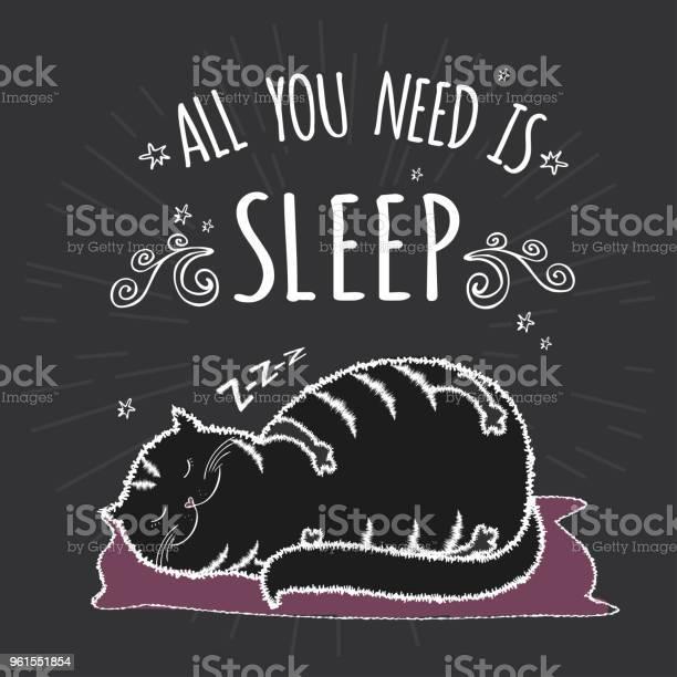 Adorable fat and black cat is sleeping vector id961551854?b=1&k=6&m=961551854&s=612x612&h=b2cvsdpvoeumwes7esqkrrm0lmonkidj4nmwiwhkiru=