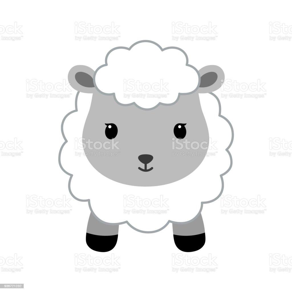 royalty free baby lamb clipart clip art vector images rh istockphoto com baby lamb clip art images baby lamb clip art for headstones