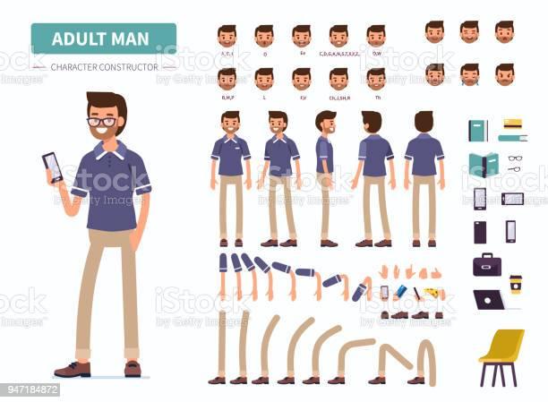 Adult man vector id947184872?b=1&k=6&m=947184872&s=612x612&h=g2lqhyzlufawvav gu6gj2apnydsletddhdtfmt8gz4=