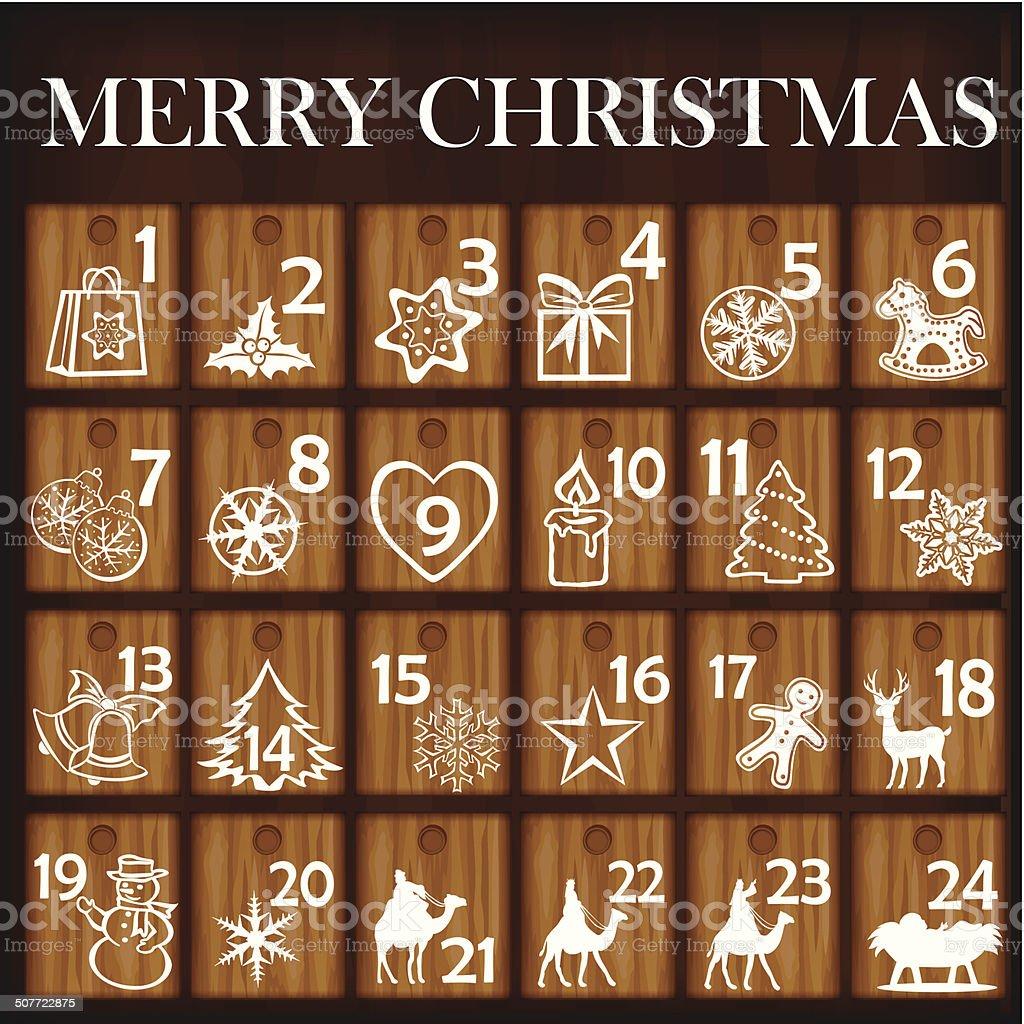 Advent Calendar royalty-free advent calendar stock vector art & more images of advent
