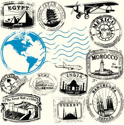 Series of stylized vintage travel related stamps from exotic destinations.  Map derived form public domain form the CIA, https://www.cia.gov/library/publications/the-world-factbook/docs/refmaps.html  Software used: AICS2, Photoshop CS2 2 layers.  Created: 06_09  [url=http://www.istockphoto.com/file_search.php?action=file&lightboxID=6310922][img]http://i710.photobucket.com/albums/ww101/ADCACDC/big-banner_newng.gif[/img][/url]