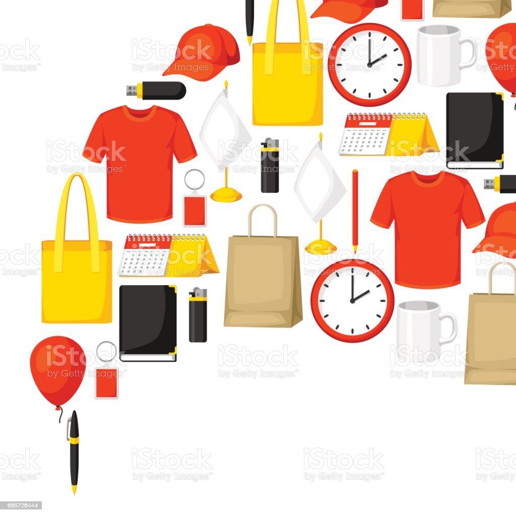広告の背景にプロモーションの贈り物、お土産 ロイヤリティフリー広告の背景にプロモーションの贈り物お土産 - tシャツのベクターアート素材や画像を多数ご用意