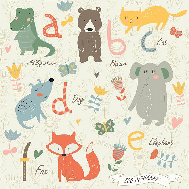 ilustrações, clipart, desenhos animados e ícones de aealphabetpokemon - planos de fundo de animais