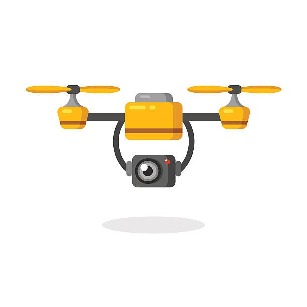 ilustrações de stock, clip art, desenhos animados e ícones de fotografias aéreas monótona - drone