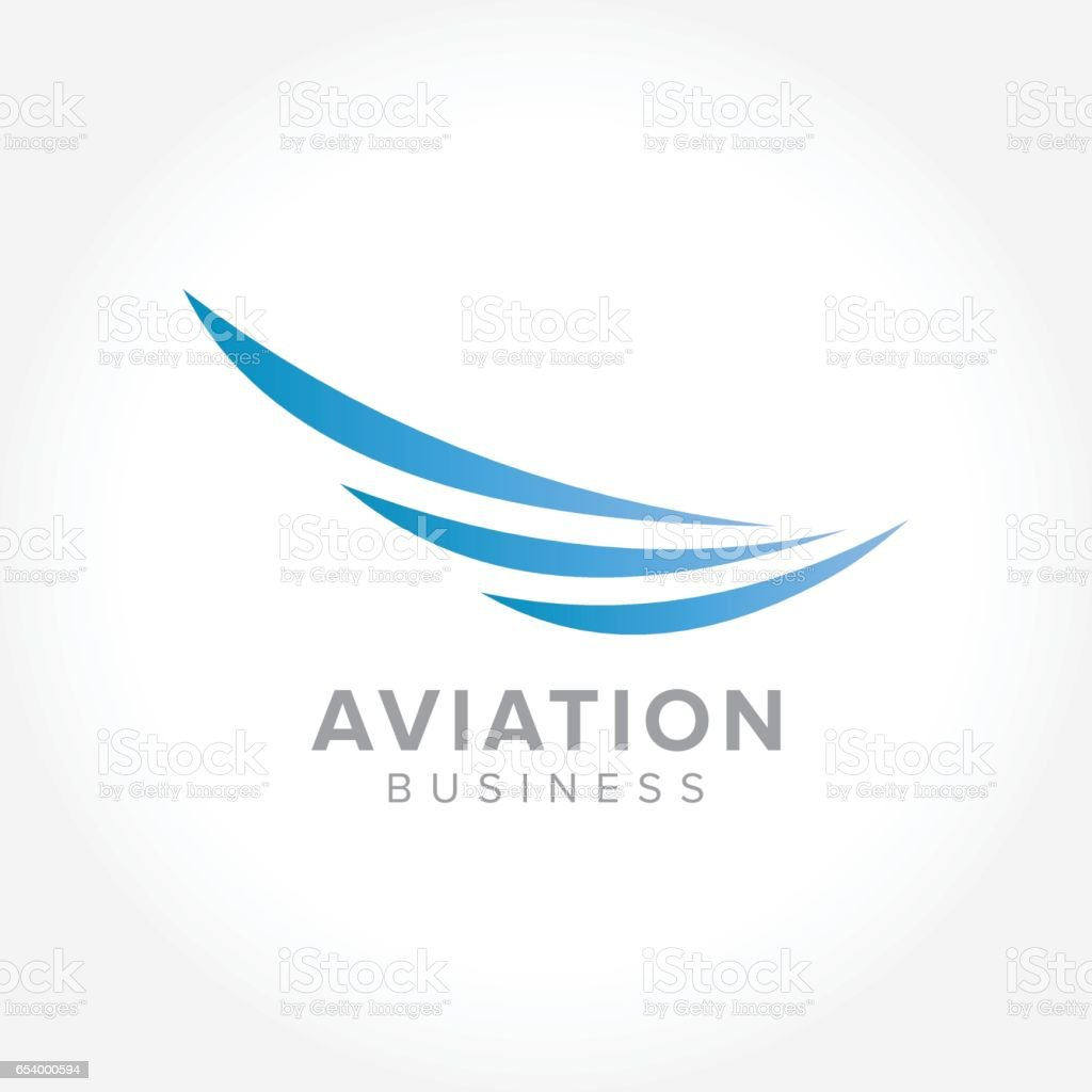 Aerospace Industry, vector illustration vector art illustration