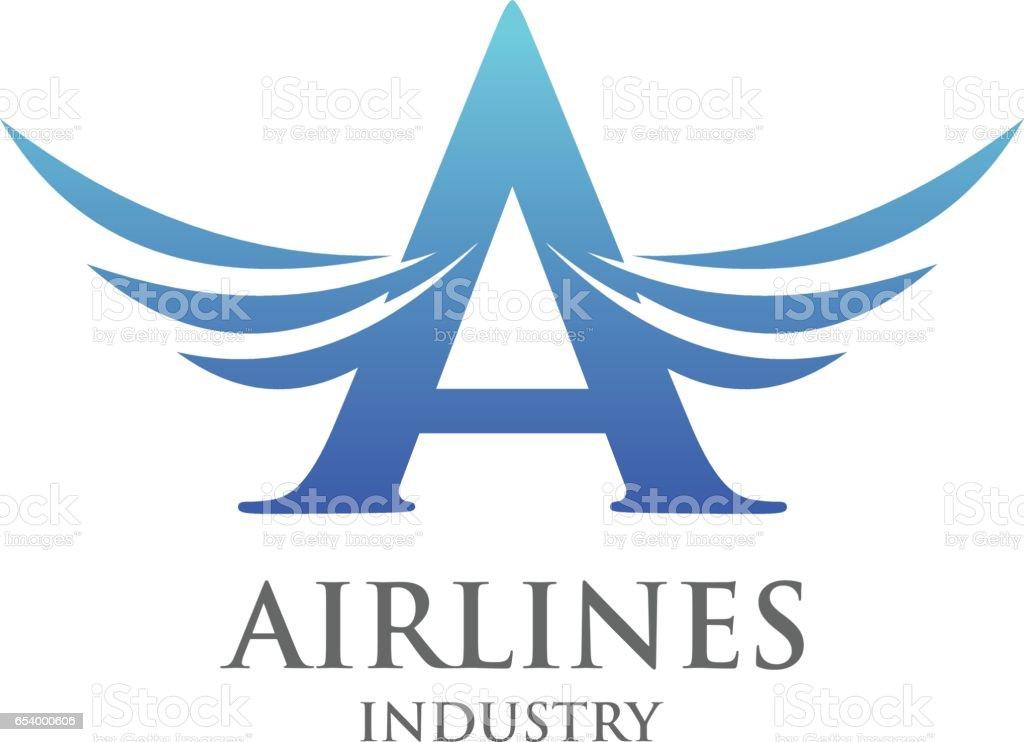 Aerospace Industry, vector illustration vector art illustration