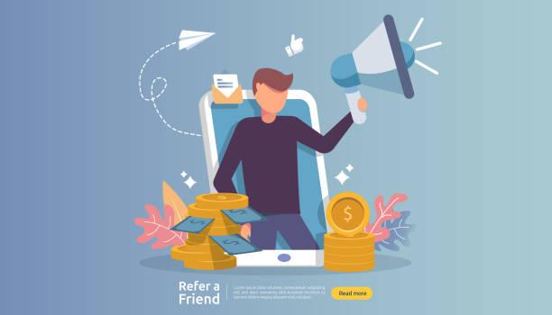 998 Affiliate Marketing Illustrations & Clip Art - iStock
