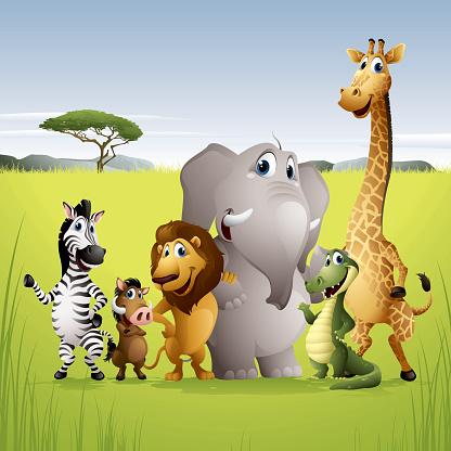 Africa Animal Friends