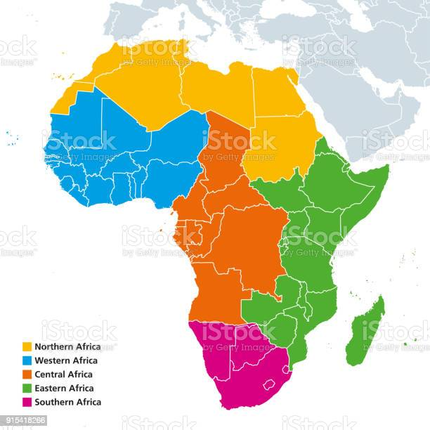 East Africa Map Free Vector Art - (62 Free Downloads)