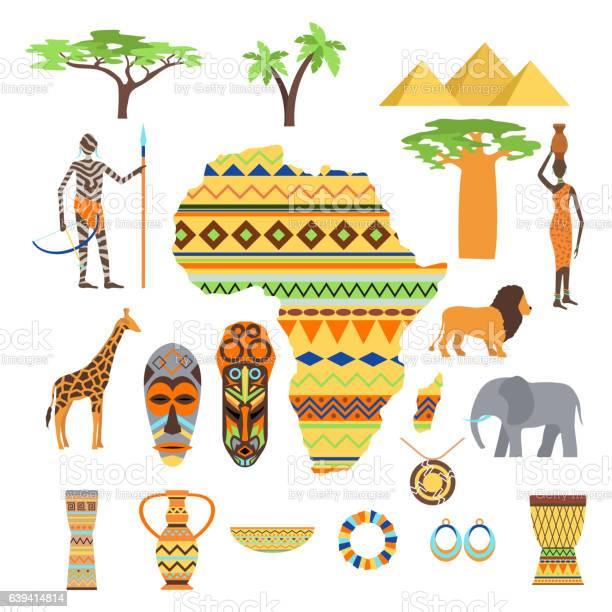 Africa symbols and travel vector set vector id639414814?b=1&k=6&m=639414814&s=612x612&h=mtqwgkpnh scksibhsgrgdze2vt9smfa8wulzfgmnju=