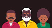 istock African American Black History Month People Avatars 1193577712