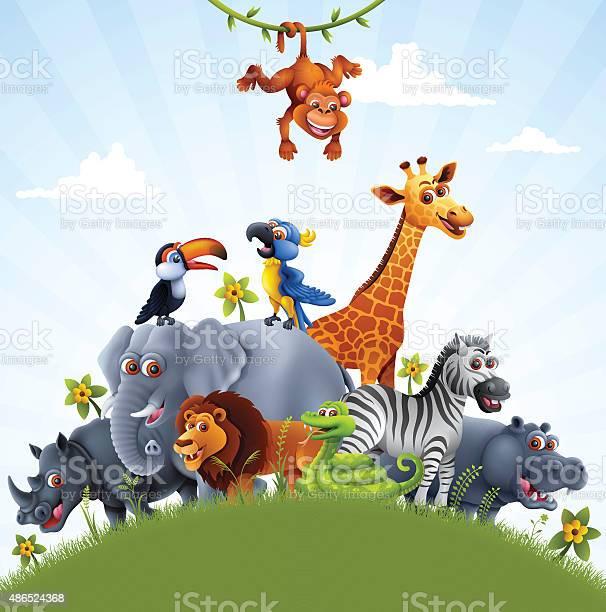 African animals vector id486524368?b=1&k=6&m=486524368&s=612x612&h=ev0niv8xcbqt9tryku7mxvpu8ltnyylga7esef6y ns=