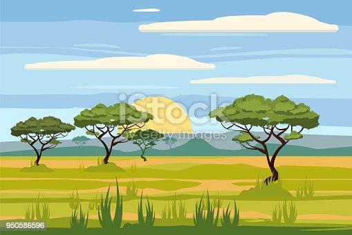 89 890 Grassland Illustrations Clip Art Istock