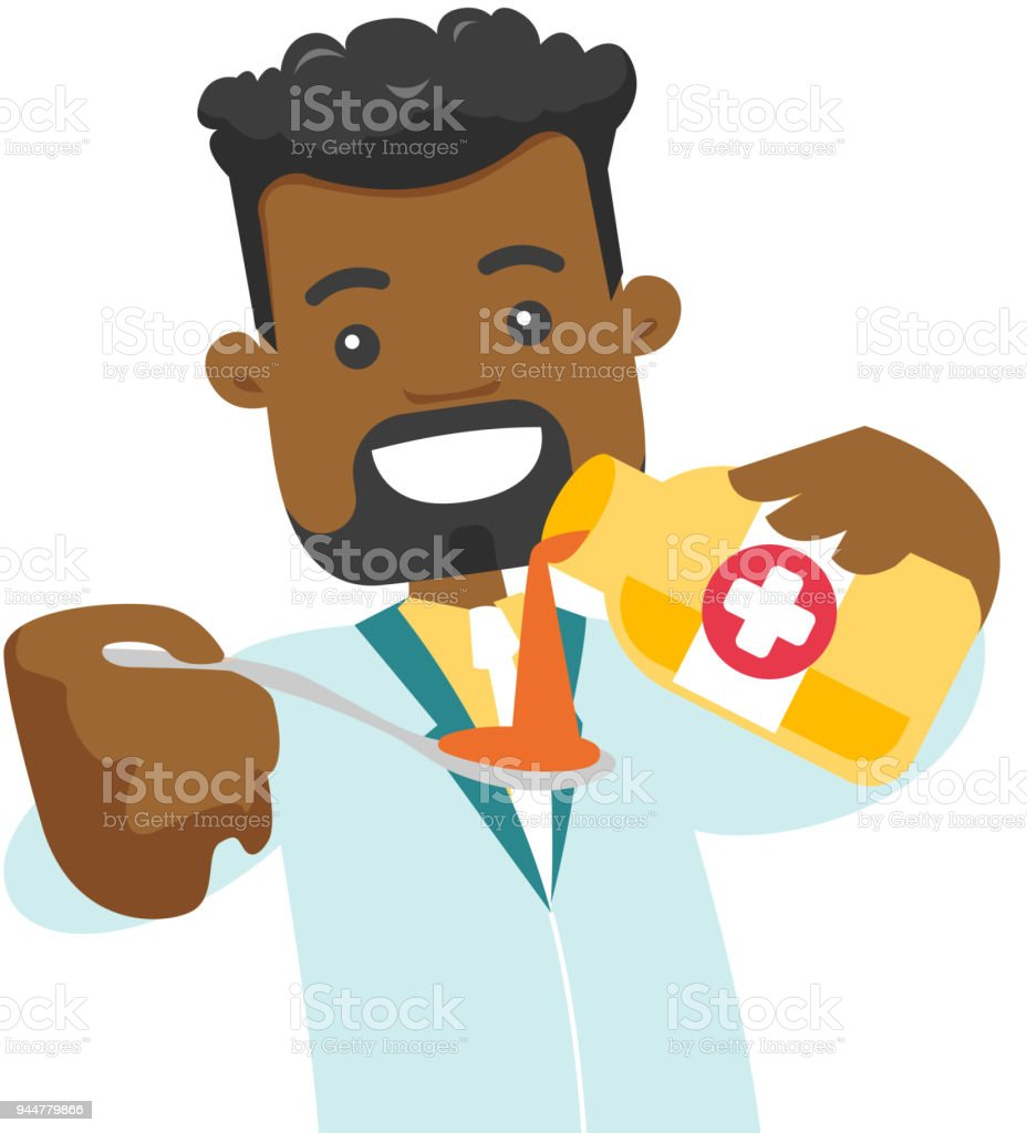 royalty free pharmacy concept with male african american pharmacist rh istockphoto com
