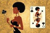 African queen (poker)