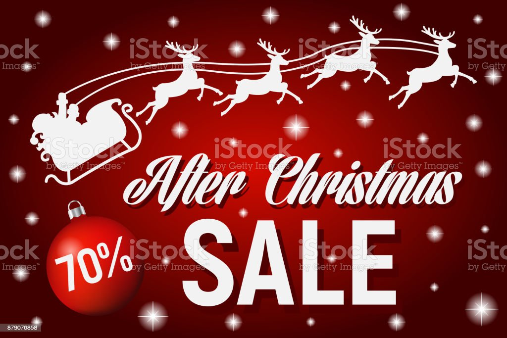 after christmas sale poster template christmas sale banner with tree