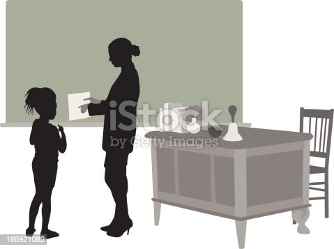 istock After Class Vector Silhouette 165921082