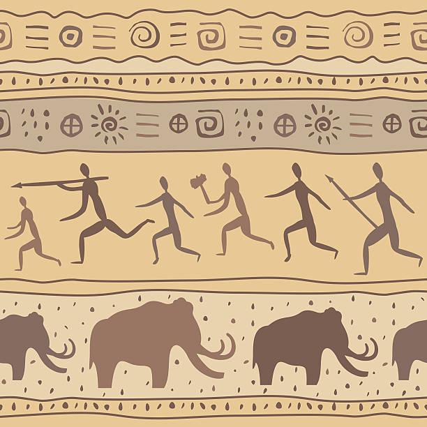 alter - eiszeit stock-grafiken, -clipart, -cartoons und -symbole