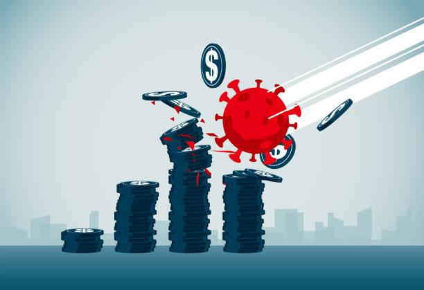 aggression commercial illustrator recession stock illustrations